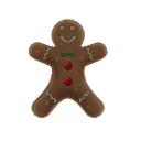 Gingerbread Cookie Prop