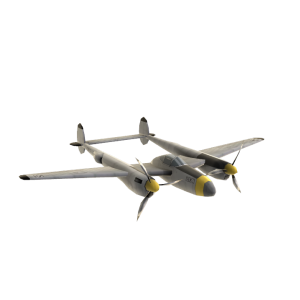 Bombardero en picada WWII