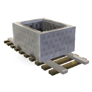 Minecraft Minecart