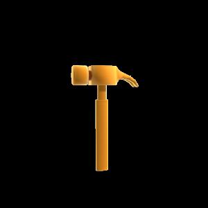Fix-It Felix Jr. Handy Hammer