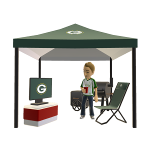 Packers Tailgate Party