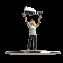Wild Stanley Cup® Celebration