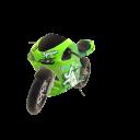 Motocykl sportowy