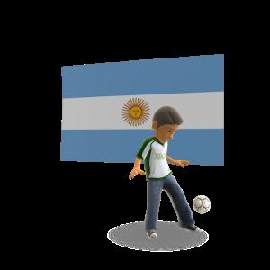 Argentina Soccer - World Class
