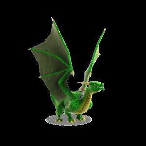 Dragon's Breath - Green