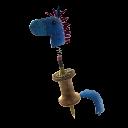 Stick Horse prop