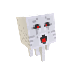 Minecraft Espectro mascota