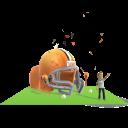 Browns Inflatable Helmet