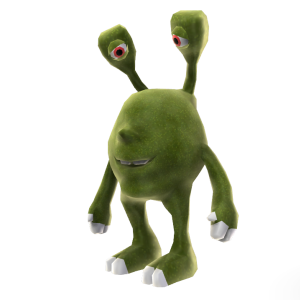 Mancha extraterrestre
