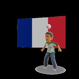 France Soccer - World Elite