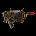 Golden Hammerburst Toy