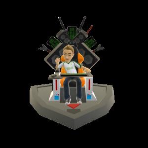 Gamer Throne