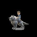 Wolf Rider - Mega