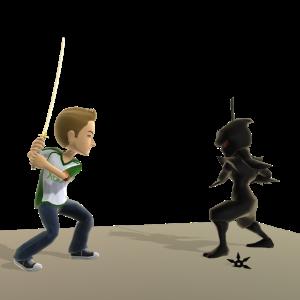 Smoke Ninja Duel