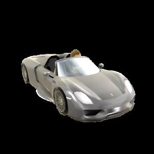 Porsche® 918 Spyder®
