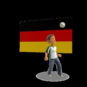 Germany Soccer - World Elite