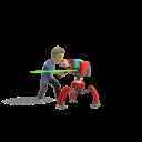 Toy Sentry