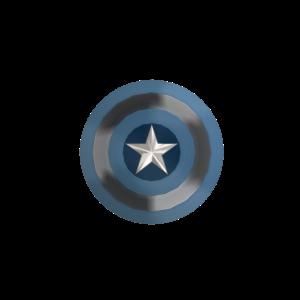 Bouclier de camouflage de Captain America
