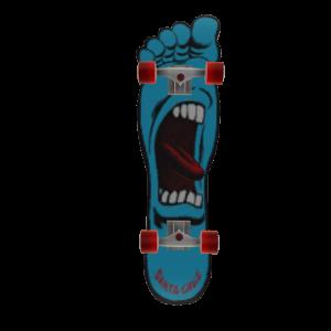 Screaming Foot Deck