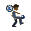 Chelsea FC Freestyle Skills