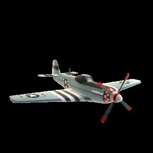 WWII 戦闘機