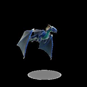 Blue Dragon - Mega