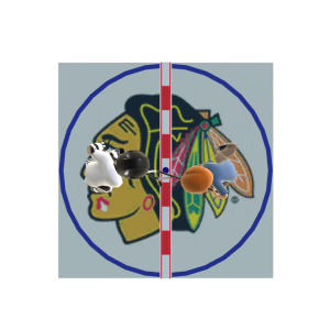Blackhawks Face-Off