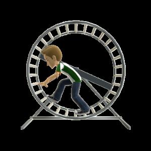 Hamster Wheel - Idle