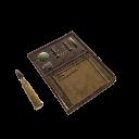 Journal & Lighter