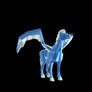 Bejeweled Pegasus Pet