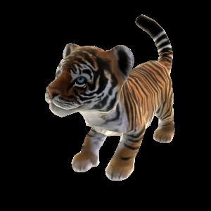 Zoo Tycoon Royal Bengal Tiger Pet