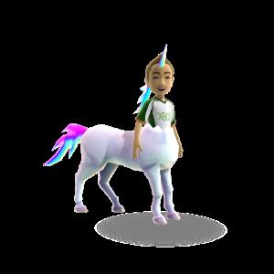 Unicorn Trot