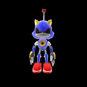 Giocattolo di Metal Sonic