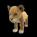 赤ちゃんライオン