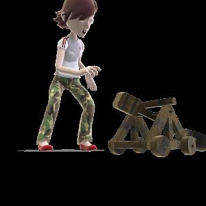 Mini-Catapult