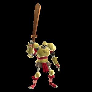 Undead Hero Prop Avatar