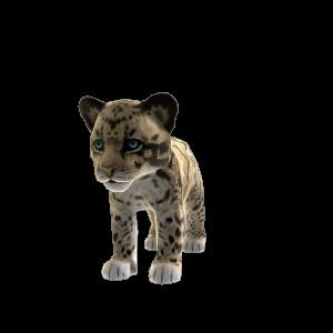 Bornean Clouded Leopard (Plush)