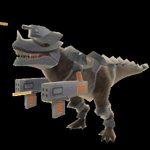 Mech Alpha T-Rex Rideable Prop