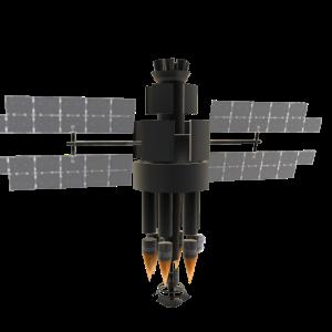 satellite O.D.I.N.