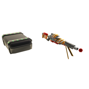 Toy Sniper Rifle