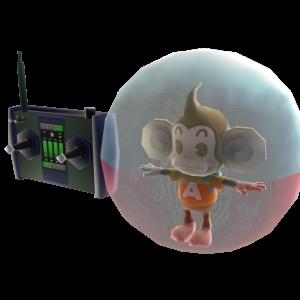 AiAi Monkey Ball Prop