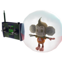 AiAi Monkey Ball-Prop