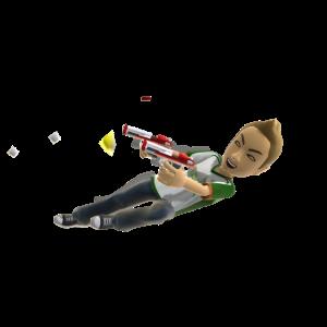 Toy Shadow Gun Fu