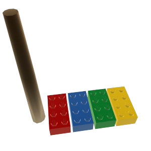 LEGO Harry Potter Wand