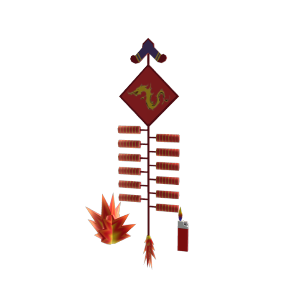 Firecrackers Prop