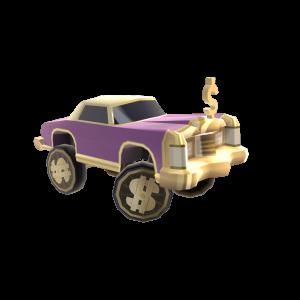 Spielzeug-Lowrider