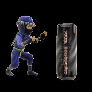 Kage Fighting Animation