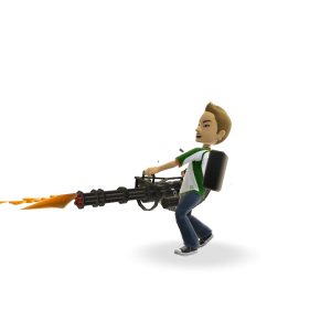 Ultimate Toy Minigun