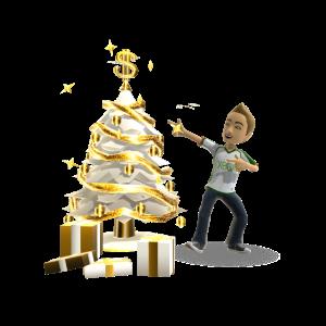 Bling Christmas Tree