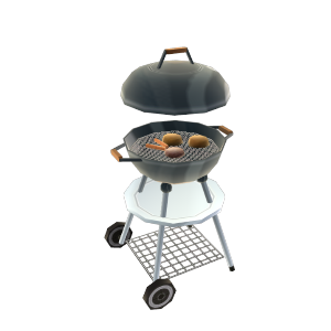 Grill Prop